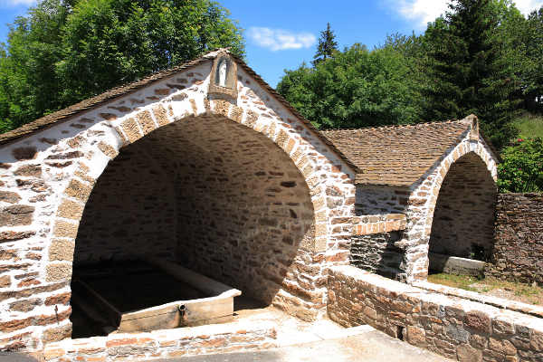 Chasserades lavoir